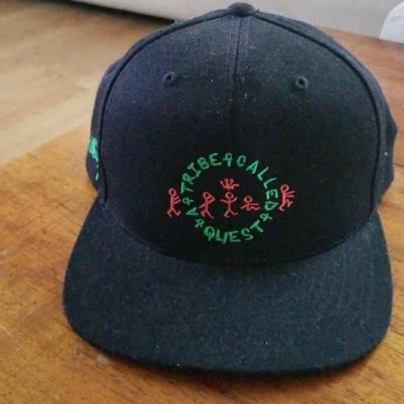 15d88d89a28 Tribe Called Quest x Stussy snapback 6 panel hat